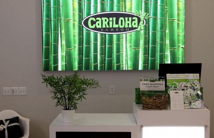 Cariloha Bamboo at Ross Park Mall