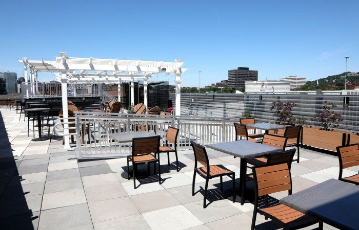 600 River Avenue Rooftop Terrace