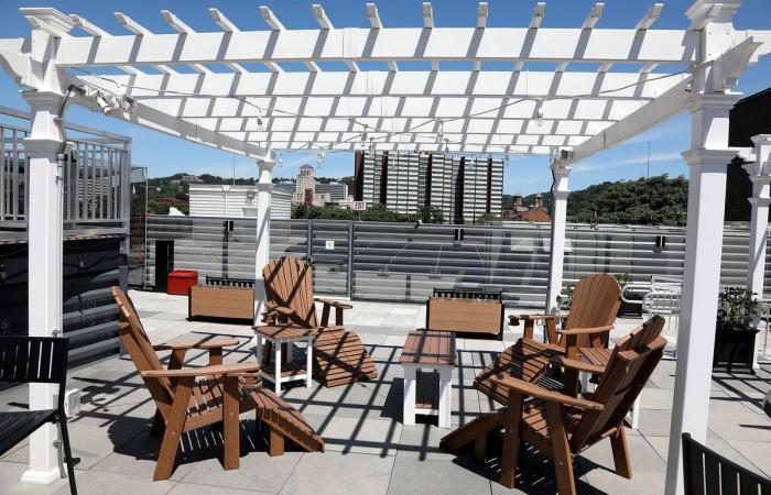 600 River Avenue Rooftop Terrace