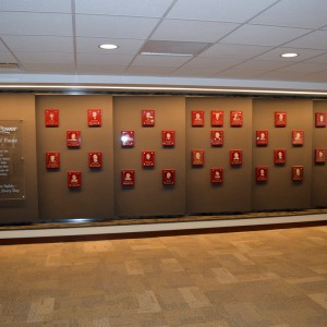 West Penn Power Hall of Fame Safety Wall additional image